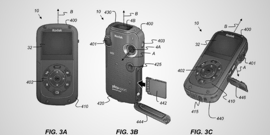 Apple GoPro Camera